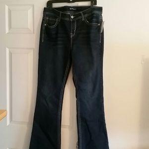 Wallflower boot-cut Jean